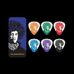 Puas DUNLOP Hamersveld Jimi Hendrix JVHPT-04H (Caja 6 Uds.) Foto: \192