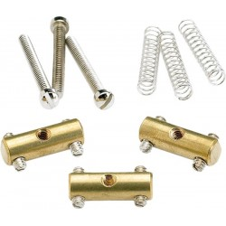 Silleta FENDER Telecaster Pure Vintage ´52 Saddle Kit Brass (099-0843-000) Foto: \192