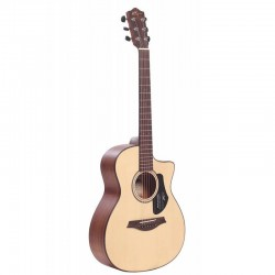 Guitarra Acustica MAYSON Atlas E Mini Jumbo Mate Foto: \192