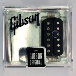 Pastilla GIBSON 57 Classic Double Black IM57R-DB Foto: \192