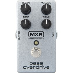 Pedal MXR M89 Bass Overdrive Foto: \192