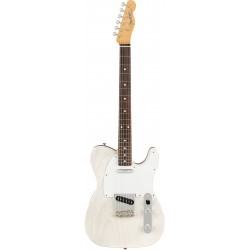 Guitarra Electrica FENDER Jimmy Page Mirror Telecaster White Blonde RW Foto: \192