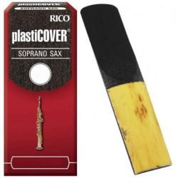 Caña Saxo Soprano RICO Plasticover 2 (Precio por unidad) Foto: \192