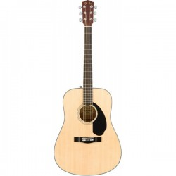 Guitarra Acustica FENDER CD-60S Natural Foto: \192