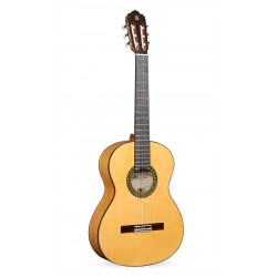 Guitarra Flamenca ALHAMBRA 5F + G (con golpeador) Foto: \192
