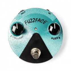 Pedal DUNLOP Jimi Hendrix Fuzz Face Mini FFM3 Foto: \192
