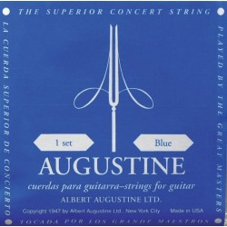 Cuerdas Clasica AUGUSTINE Blue - High Tension Foto: \192