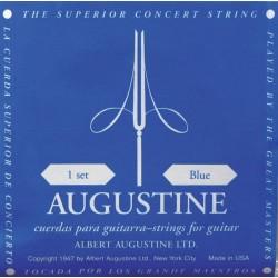Cuerdas Clasica AUGUSTINE Blue - High Tension Foto: \192
