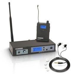 Sistema Monitor Personal LD SYSTEMS LD-MEI 100G2 In Ear Foto: \192