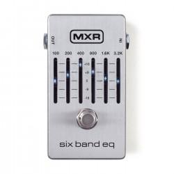Pedal MXR M109S Six Band EQ Ecualizador Foto: \192