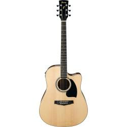 Guitarra Acustica IBANEZ PF15ECE-NT Natural Foto: \192