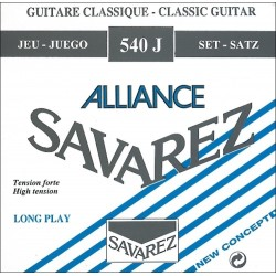 Cuerdas Clasica SAVAREZ Alliance 540-J Tension Alta Foto: \192