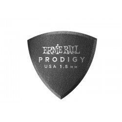 Puas ERNIE BALL Prodigy Shield Black 1,5mm (6 Und.) Foto: \192