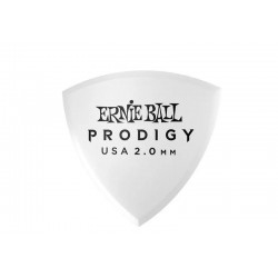 Puas ERNIE BALL Prodigy Shield White 2mm (6 Und.) Foto: \192