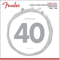 Cuerdas Bajo FENDER 7250L (40-100) Foto: \192