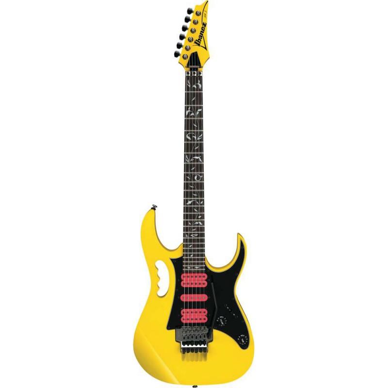 Guitarra Electrica IBANEZ JEMJRSP-YE Yellow Steve Vai Signature Foto: \192
