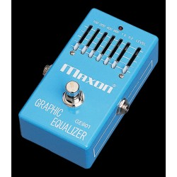 Pedal MAXON GE-601 Graphic Equalizer Foto: \192