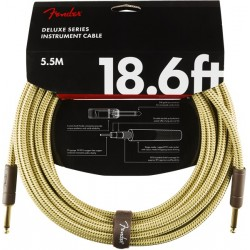 Cable FENDER Deluxe Series Tweed 5,5m Foto: \192