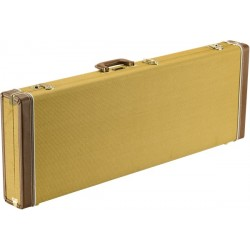 Estuche Guitarra Electrica FENDER Classic Series Wood Case - Strat/Tele Tweed Foto: \192