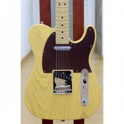 Guitarra Electrica FENDER FSR American Standard Tele Rustic Ash Butterscotch Blonde Foto: \192