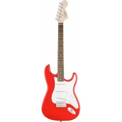 Guitarra Electrica SQUIER Affinity Stratocaster Race Red LRL Foto: \192