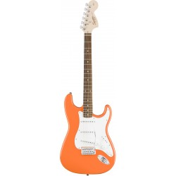 Guitarra Electrica SQUIER Affinity Stratocaster Competition Orange LRL Foto: \192