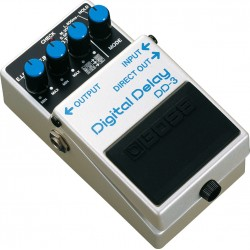 Pedal BOSS DD-3 Digital Delay Foto: \192
