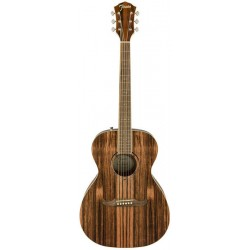 Guitarra Acustica FENDER FA-235E Striped Ebony Foto: \192