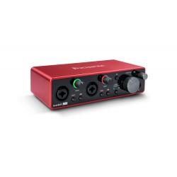 Interface Audio FOCUSRITE Scarlett 2i2 3nd GEN Foto: \192