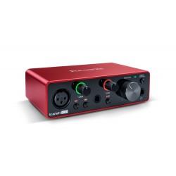 Interface Audio FOCUSRITE Scarlett Solo 3nd GEN Foto: \192