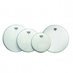 Pack Parches REMO Pro Pack Emperor Coated PP-1020-BE-GW - Regalo 14 Amb. Coated Foto: \192