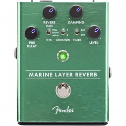 Pedal FENDER Marine Layer Reverb Foto: \192