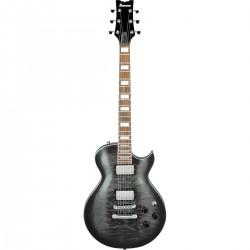 Guitarra Electrica IBANEZ ART120QA-TKS Transparent Black Sunburst  Foto: \192