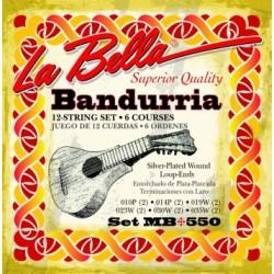 Cuerdas Bandurria LA BELLA MB-550 Foto: \192