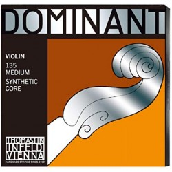 Juego THOMASTIK Dominant Violin 135 Medium 4/4 Foto: \192