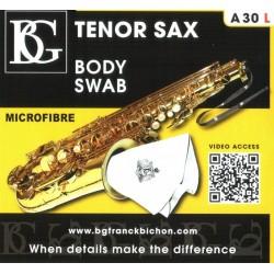 Paño BG A-30L Saxo tenor Foto: \192