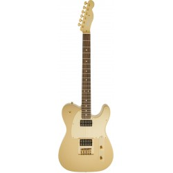 Guitarra Electrica SQUIER J5 Telecaster Frost Gold LRL Foto: \192