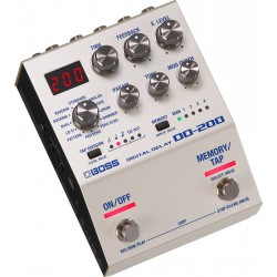 Pedal BOSS DD-200 Digital Delay Foto: \192