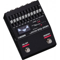 Pedal BOSS EQ200 Graphic Equalizer Foto: \192