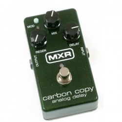 Pedal MXR M169 Carbon Copy Analog Delay Foto: \192