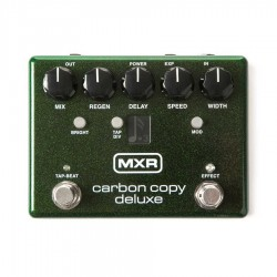 Pedal MXR M292 Carbon Copy Deluxe Analog Delay Foto: \192