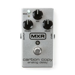 Pedal MXR M169A Carbon Copy 10th Anniversary Foto: \192