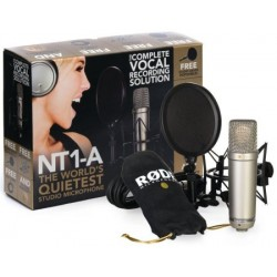 Microfono RODE NT1-A Complete Vocal Recording Foto: \192