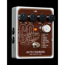Pedal ELECTRO HARMONIX C9 Organ Machine Foto: \192