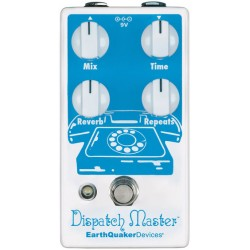 Pedal EARTHQUAKER Dispatch Master V3 Foto: \192