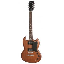 Guitarra Electrica EPIPHONE SG Special VE Vintage Worn Walnut Foto: \192