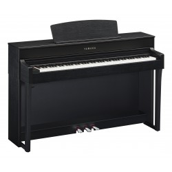 Piano Digital YAMAHA Clavinova CLP-645B Black Foto: \192