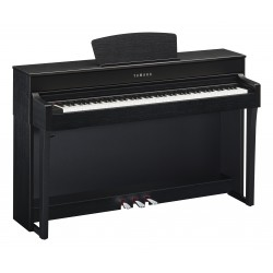 Piano Digital YAMAHA Clavinova CLP-635B Black Foto: \192
