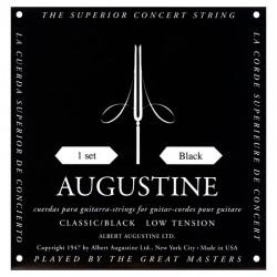 Cuerdas Clasica AUGUSTINE Black - Low Tension Foto: \192