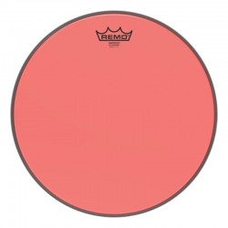 Parche REMO Emperor Colortone Red 13 BE-0313-CT-RD Foto: \192